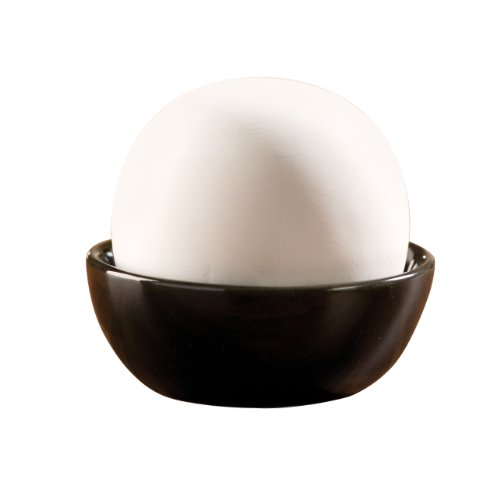 WENKO 52592100 Luftbefeuchter Rondo - Keramik-Verdunster, Keramik, 9 x 8 x 9 cm, Weiß