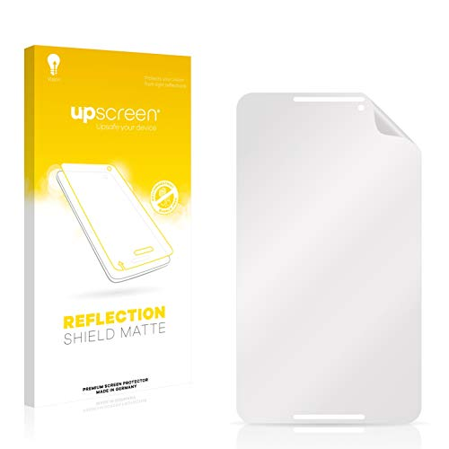 upscreen Entspiegelungs-Schutzfolie kompatibel mit Asus FonePad 8 FE380CG – Anti-Reflex Bildschirmschutz-Folie Matt