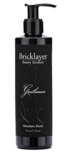 Bricklayer Gentleman - Mascarilla para barba de 250 ml