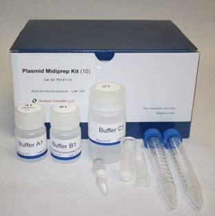 Plasmid Fort Worth Mall 5 ☆ very popular midiprep kit preps 10