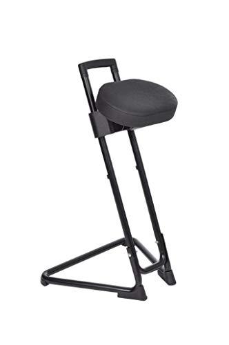 Lotz Stehhilfe Modell 3600, schwarz, Kunstleder