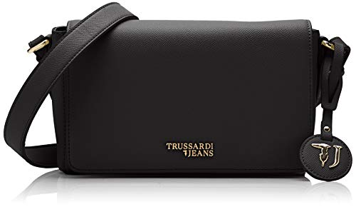 Trussardi Jeans T-Easy crossbody bag with flap