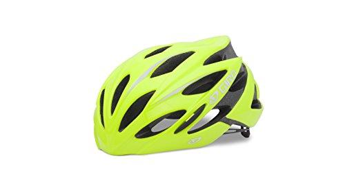Giro Herren Fahrradhelm Savant, Highlight Yellow, 51-55 cm