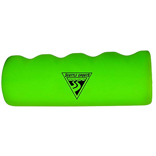 Seattle Sports Paddle Grip for Solid Shaft Kayak, Canoe, SUP Paddle, Kayaking Accessories, Non-Slip Grip, Blister Prevention Universal Grip Fit, Multicolor (058700)
