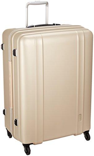 ジッパーハードスーツケース