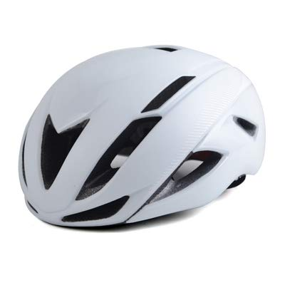 Casco bici da uomo Evade EPS Cover Casco MTB Bike Integrally-Mold Cycling ly Cap Helmet white