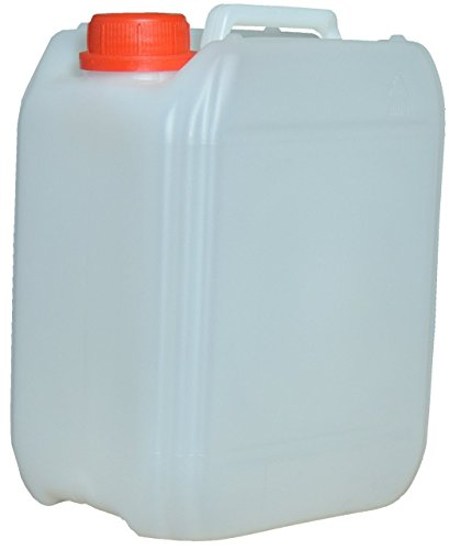 2X 10L Kanister Wasserkanister lebensmittelecht