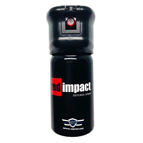 SAFE DEFENSE Spray Anti-Agression V1.8 REDimpact 40 ML Gel