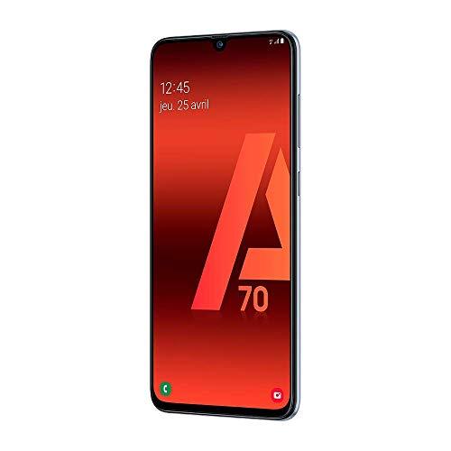 Samsung Galaxy A70 - Smartphone 4G (6,7 Zoll - 128GO - 6 GO RAM) - Weiß - Französische Version