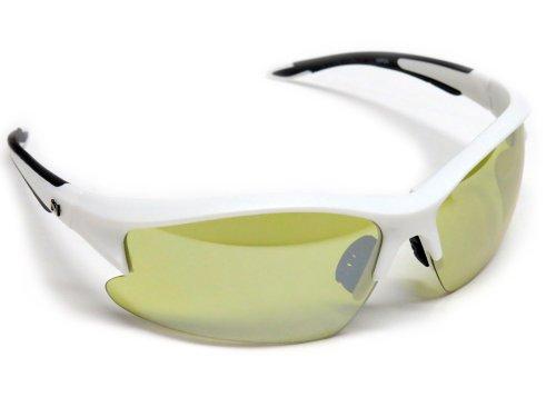 NAVIGATOR Viper - Lunettes Loisirs et Sport très légères - 3 Paires de Verres - Protection UV 400