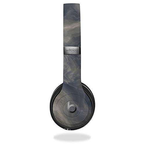 MightySkins Skin Compatible with Beats Solo 3 Wireless - Stormy Marble   Protective, Durable, and Unique Vinyl Decal Wrap Cover   Easy to Apply, Remove, and Change Styles   Made in The USA