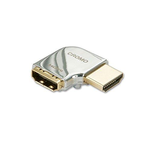 LINDY 41507 – CROMO HDMI-adapters en koppelstukken – 90 graden rechts