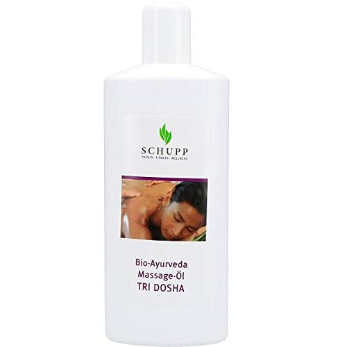 BIO AYURVEDA Massage Oel Tri Dosha, 200 ml