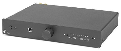 Pro-Ject MaiA Verstärker schwarz Digital/Analog USB Bluetooth (aptX)