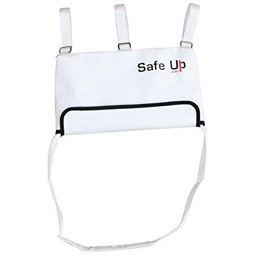Lalizas Safe UP | Escalera de Rescate | Escalera de Emergencia | 215 cm | manija Larga | Montaje Sencillo