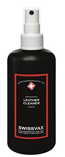Swizöl 1042580 Leather Cleaner forte Lederreiniger, 250 ml