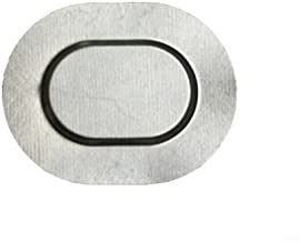 Floor And Trunk Pan Body Metal Oval Drain Plug - Each