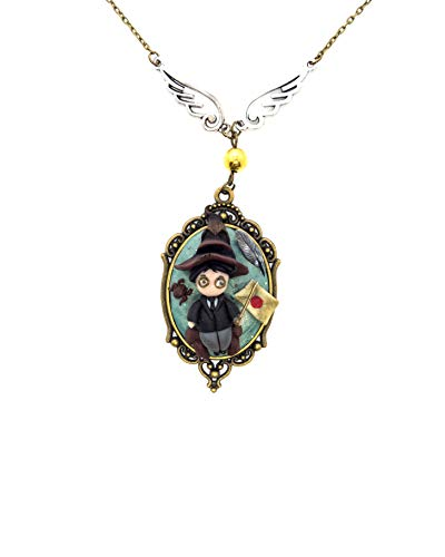 Collana Harry Potter in Fimo