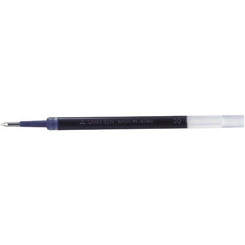 Mitsubishi Pencil Co., Ltd. for a ball point pen core replacement UMR-85N black 10 pieces