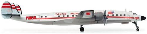 Herpa 553933 Lockheed L-1649A Starliner TWA