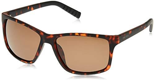 NAUTICA EYEWEAR N3644SP gafas de sol, marrón, 6217 para Hombre