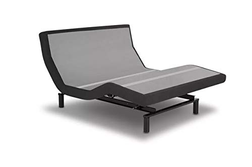 Leggett & Platt Prodigy PT 3.0 Adjustable Bed, 2020 Model, Updated Features, Zero, Massage,Bluetooth, and Zero Gravity (Queen)