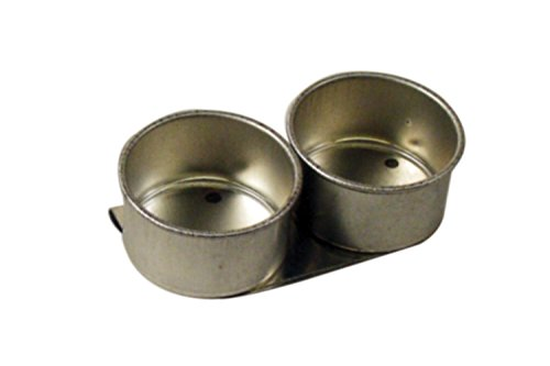 PRO ART Double Metal Palette Cup