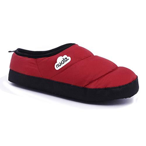 Zapatillas de Estar en casa NUVOLA,Clasica Suela de Goma