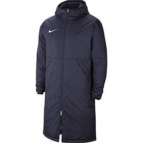 NIKE Team Park 20 Winter Jacket Chaqueta de invierno, azul, blanco, large para Hombre