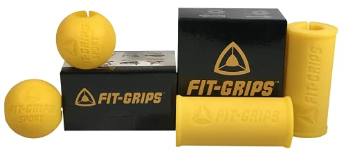 Core Prodigy Fit Grips Fat Bar...