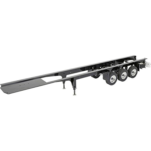 Carson 500907030 - 1:14 - Châssis de trajectoire 3 Axes Ver.II - Pièces de Rechange - Accessoires - Camion RC - Modélisme - Échelle 1:14