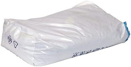 Arena de cuarzo Premium para piscinas, 25kg de arena de cuarzo 0,4–0,8mm para depuradoras