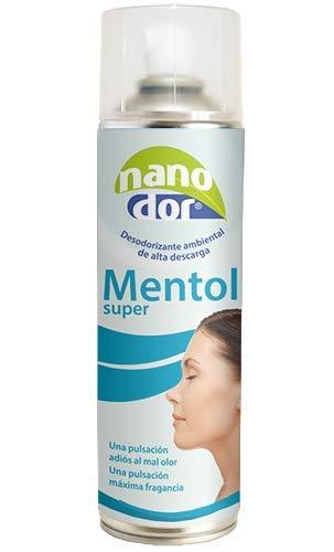 Nanodor Desodorinzante Aerosol mentol Super