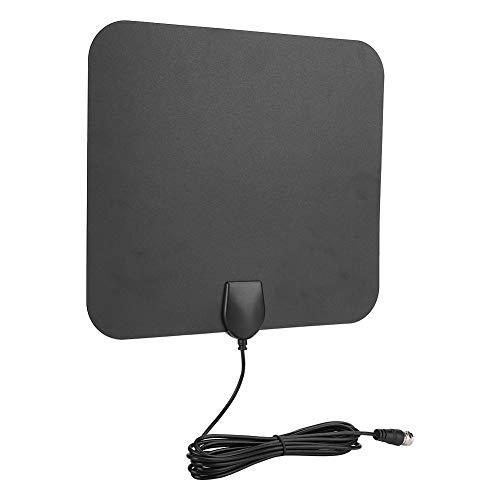 Weikeya televisor Antena, con El plastico y Metal Diseño Estilo Coaxial Cable Apoyo