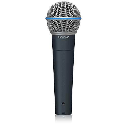 Behringer BA 85A Dynamic Cardioid Microfono