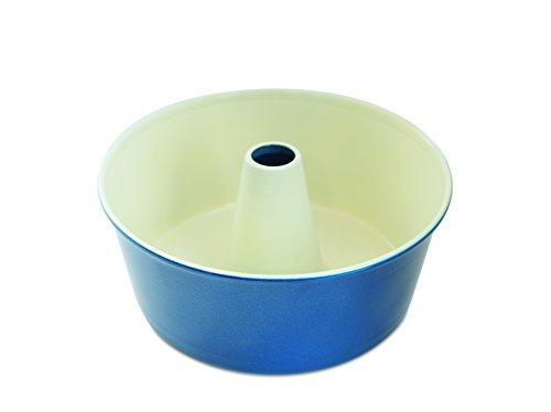 Nordic Ware 12-Cup Angel Food Cake Pan, Navy
