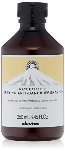 Davines natural tech purifying shampoo (for scalp with oily or dry dan.
