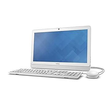 Dell Inspiron 24-3455 23.8  AMD E2-7110 X4 1.8GHz 4GB 500GB Win10 White  Renewed