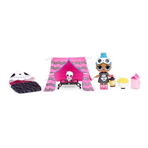 LOL Surprise Muñecas Coleccionables para Niñas , Con 10 Sorpresas y Accesorios , Sleepy Bones , Mobiliario Serie 3