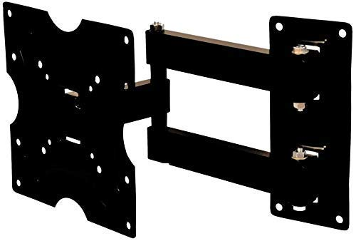 SAVISON TV Wall Mount Stand for 23 to 43 inch LCD LED Monitor/Smart TV Left/Right Ratable