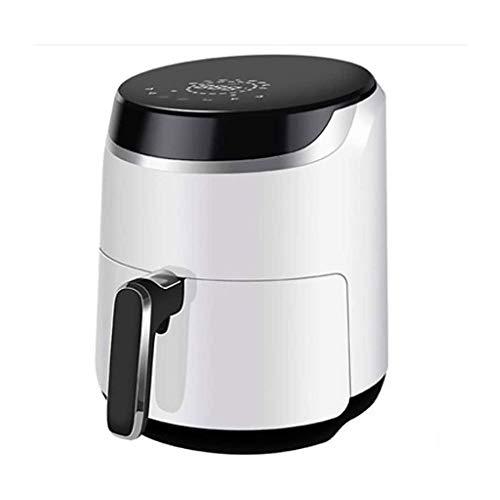 LKNJLL 4.6 pintes Digital Air Fryer Four avec présélections, Facile à Nettoyer antiadhésives Panier