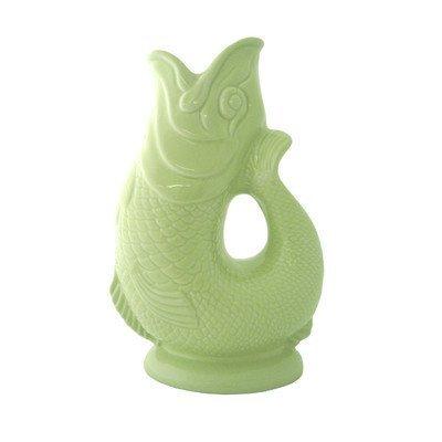 Gluckigluck Original glucksen Fischvase Glucki Wasserkrug Karpfen Vase