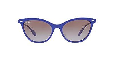 Ray-Ban Women's RB4360 Cat Eye Sunglasses, Top