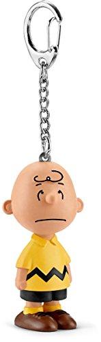 Schleich - 22040 - Accessoire - Porte-clés Charlie Brown