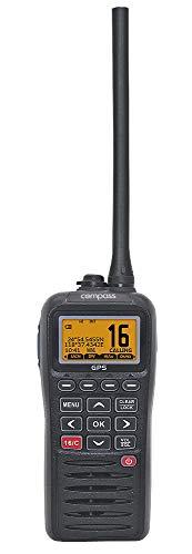 Compass Handfunkgerät CX-700 GPS/DSC für den Seefunk optimal für offene Sportboote