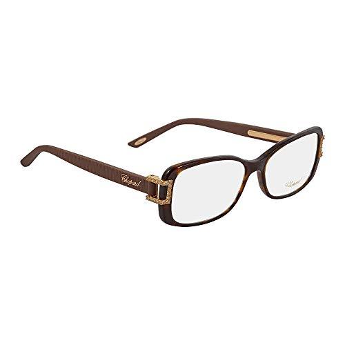 Chopard VCH180S HAVANA 54/16/140 Damen Brillen