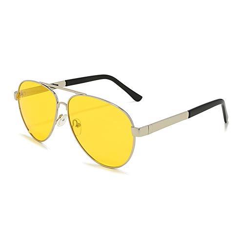 Gafas de Sol La conducción Nocturna Gafas de Sol polarizadas Inteligentes sensibles...