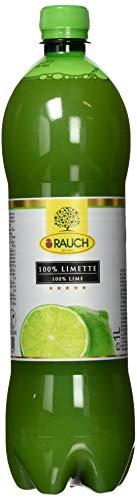 Rauch Culinary Limettensaft 100{5db165cc05da105dc8fe317d3b9e69743829b25377dea0db4de702905b6d7db0} (6 x 1 l)