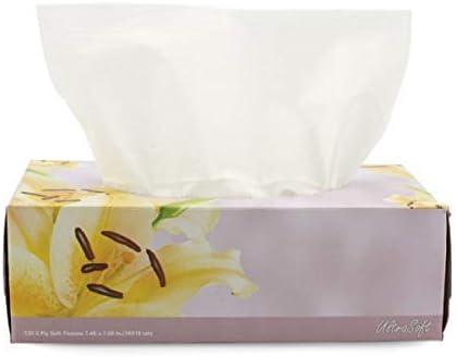 HomeyGear Facial Tissues 130 Per Box Size Tucson Mall Smo 40% OFF Cheap Sale X 7.1