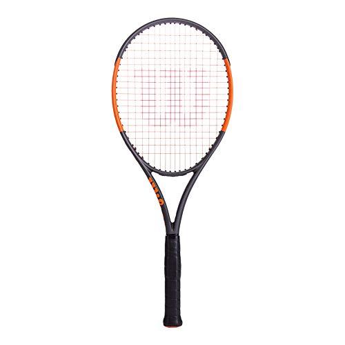 Wilson Burn 100CV TNS FRM W/O Racchetta da Tennis, Unisex Adulto, Unisex Adulto, Burn 100 CV TNS FRM W/O, 2